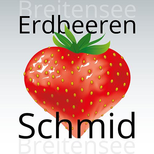 Schmid Erdbeeren