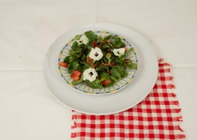 Erdbeer-Avocado-Salat