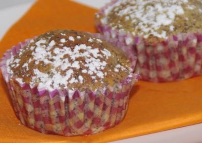 Erdbeer-Eierlikör-Muffins