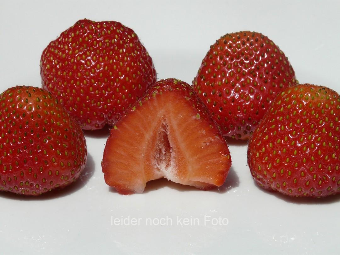Erdbeerschnitten